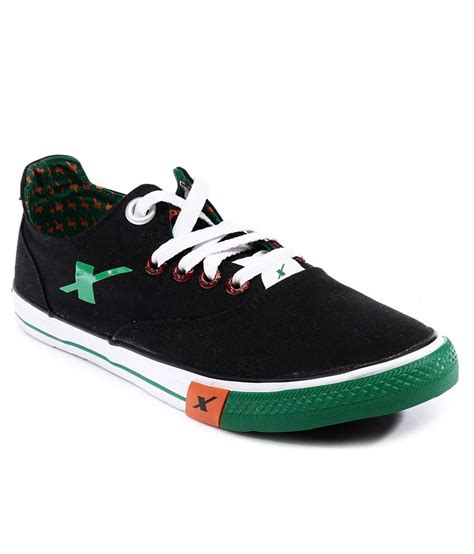 sparx shoes sparx black casual shoes price in india buy sparx black