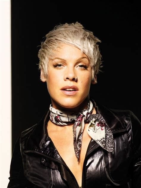 female rock singers with short hair 10 best pink images on pinterest celebs alecia moore