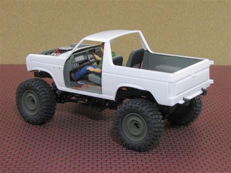 Rc Rock Crawler 24g Scale 112 Upgrade Version 1980 ford bronco rock crawler rccrawler