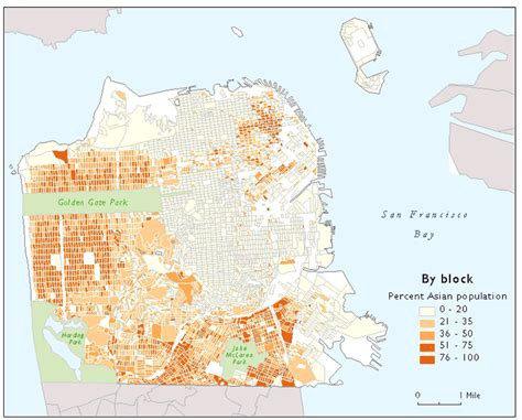 san francisco pop up map asian population in san francisco