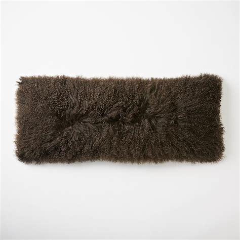 mongolian pillow cover