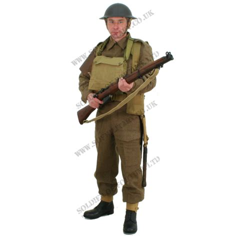 ww2 british soldier uniform ww2 1939 bef uniform set