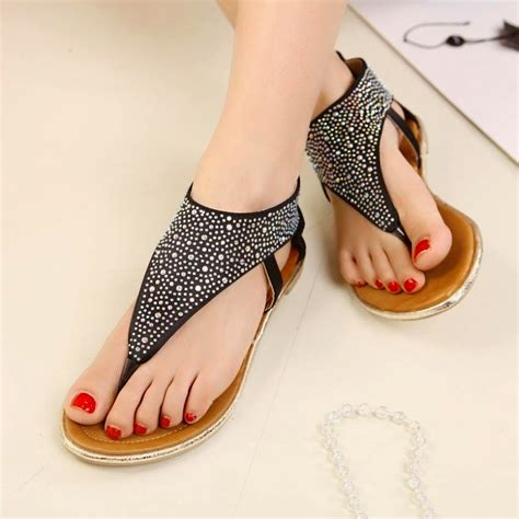 Sendal India Pakistan 2 fashion arrivals flat sandals 2014 15