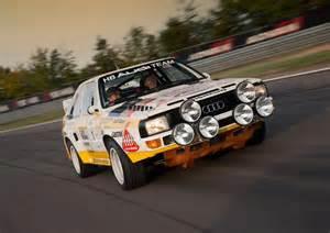 Rally Autos 80er by Audi Quattro Co Die Kultigsten Autos Der 80er Jahre