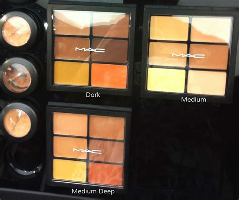 Mac Concealer Palette mac pro conceal and correct palette