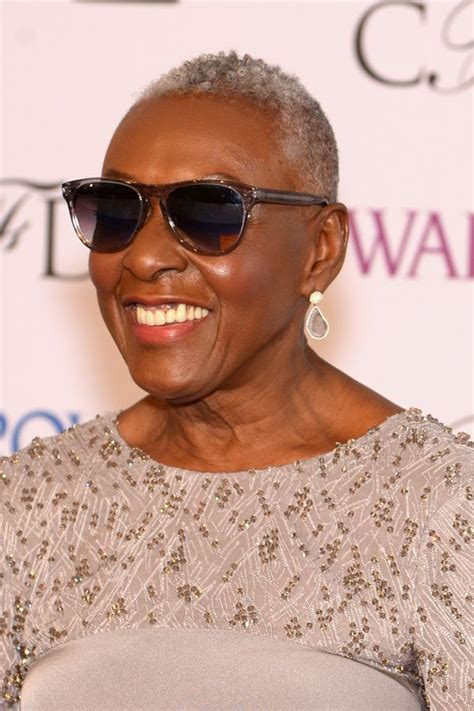 african american care for gray hair bethann hardison chion of catwalk diversity bethann