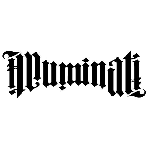 illuminate logo illuminati vector logo free vector logos