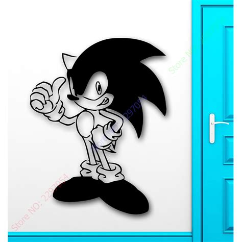 sonic wall stickers buy wholesale sonic wall stickers from china sonic