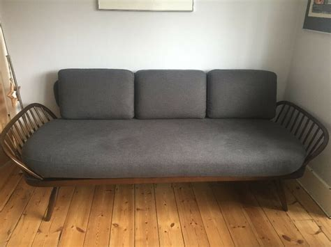 Studio Couches by Ercol Vintage Sofa Day Bed Studio Restored And