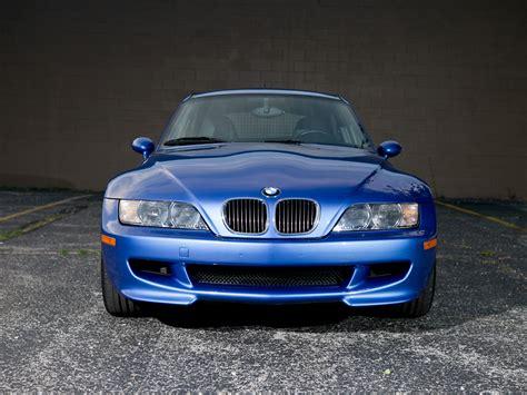 1999 2002 bmw z3 m coupe america e36 8 07 1998 05