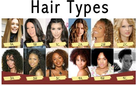 How To Style Type 2b Hair by My Fashion Insider What S Your Hair Type