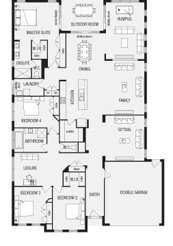 grandview new home floor plans interactive house plans