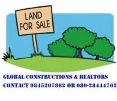 ombr layout land for sale ombr layout global constructions and realtors
