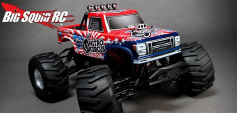 nitro circus rc monster basher nitro circus mt 1 8th scale rc monster truck 171 big