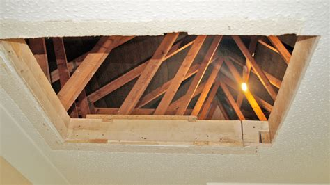Copper Kitchen Accessories - how to install a loft hatch 2017 diy how to advice amp self help guides