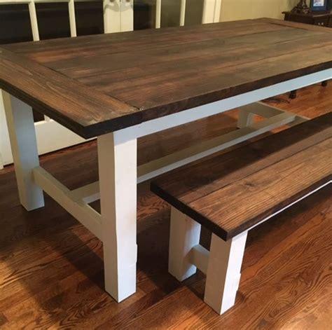 farmhouse table stain color best 25 jacobean stain ideas on wood