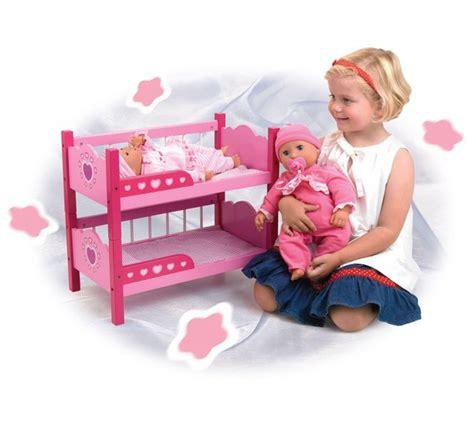 bunk beds argos buy dollsworld wooden bunk beds at argos co uk your