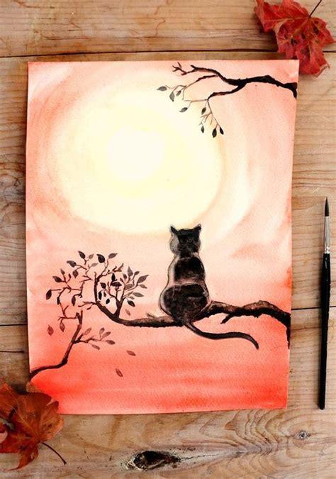 watercolor ombre tutorial die besten 17 ideen zu gemalte b 228 ume auf pinterest