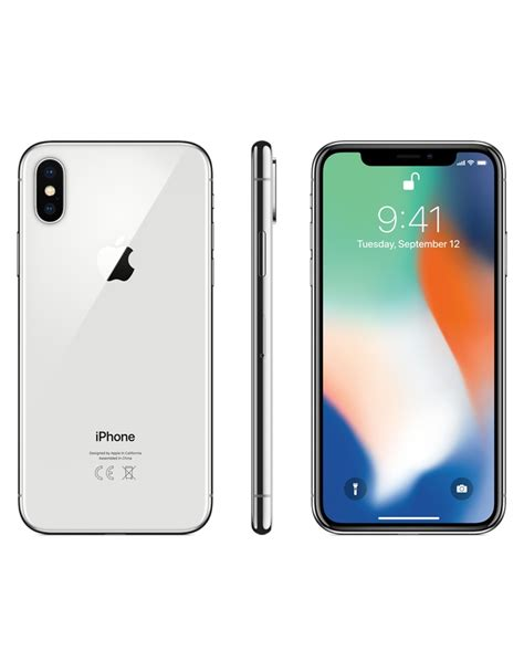 iphone 256gb iphone x 256gb silver iphone apple electronics accessories megastore