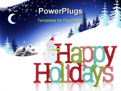 holiday powerpoint templates briski info