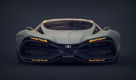 Lada Concept Cars Auto From The Future The Lada Design Concepts