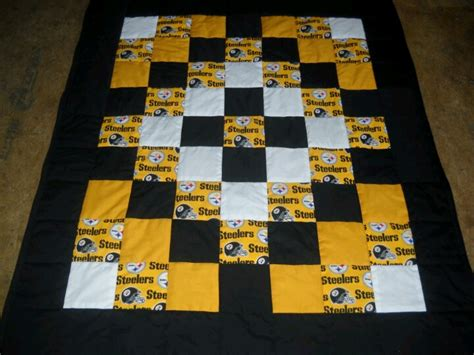 Steelers Quilt by Steelers Quilt Sports The Team Ideas And