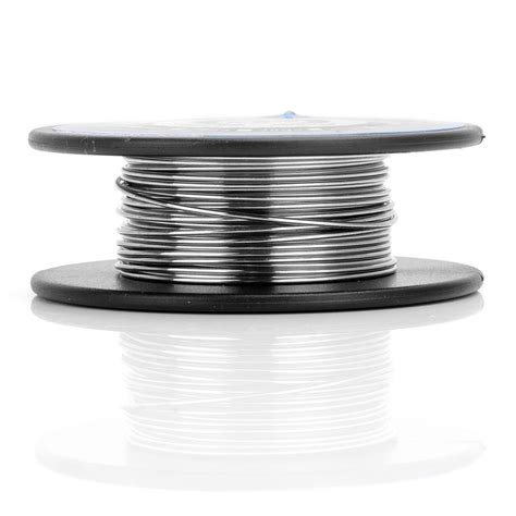 Authentic Ud Wire Kawat Vapor Kanthal A1 24 26 Awg authentic vapethink kanthal a1 20 awg 0 8mm 5m resistance wire for rba