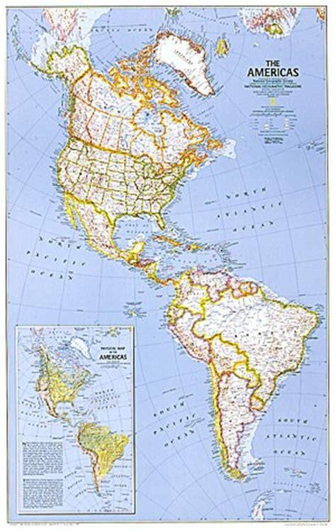 america s americas map