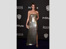 Willa Holland Strapless Dress - Willa Holland Looks ... Emily Bett Rickards Ass