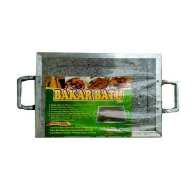 Panggangan Bakar Batu jual mandiri panggangan batu bakar 20 x 30 cm
