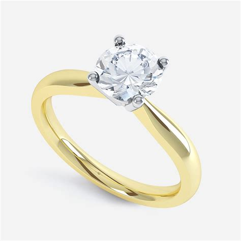 Solitaire Rings by What Does Solitaire Rings De Mystified