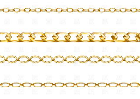 cadena oro vector gold chain clipart clipart suggest