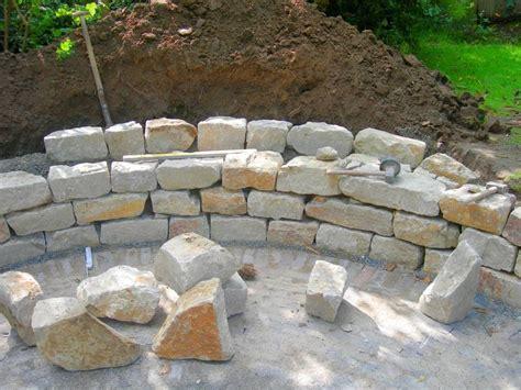 steinmauer garten selber bauen reimplica info