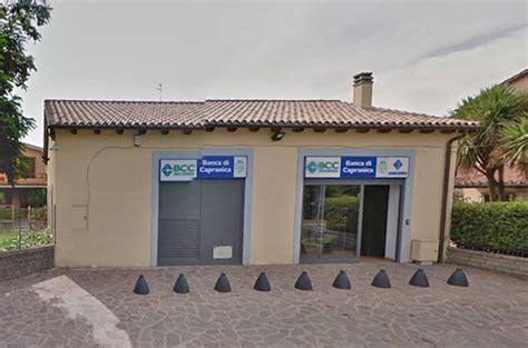 Banca Capranica by La Bcc Di Roma Incorpora Capranica Tusciaweb Eu