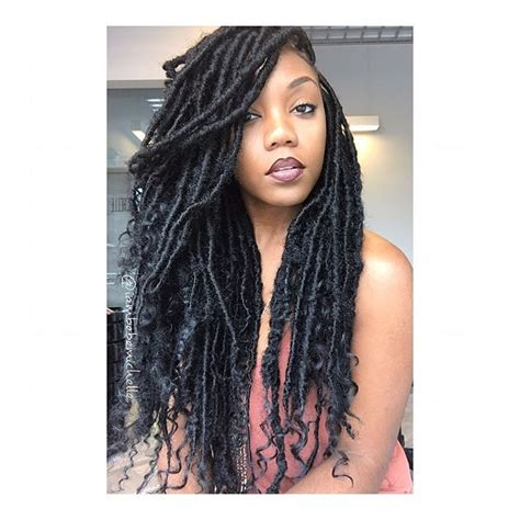 can i use human hair for faux locs 110 likes 18 comments book now email me