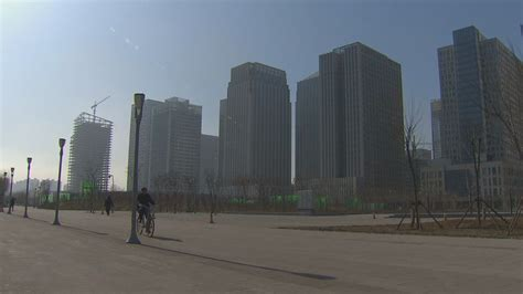 abandoned cities in china tianjin china lots of buildings few people cnn video