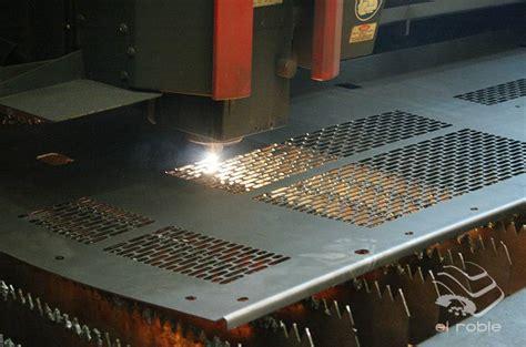 laser que corta corte l 225 ser el roble