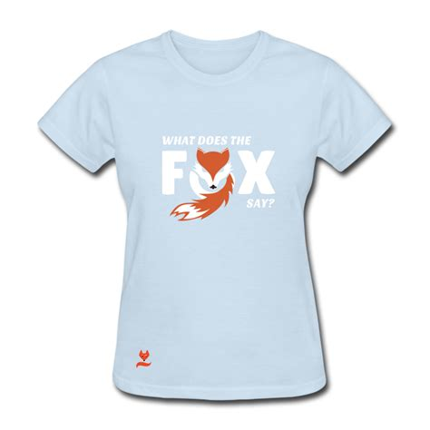 T Shirt Does This T Shirt ylvisstore what does the fox say bushy s