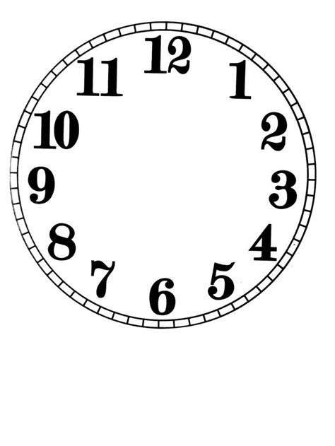 printable a4 clock face 96 best clock faces images on pinterest clock faces