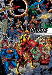 Infinity Crisis Dc Crisis On Infinite Earths Absolute Edition Dc Database