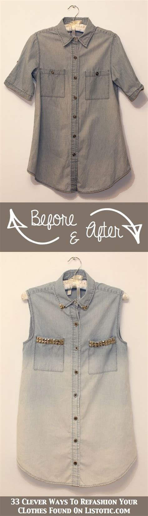 diy refashion clothes 33 clever ways to refashion clothes with tutorials