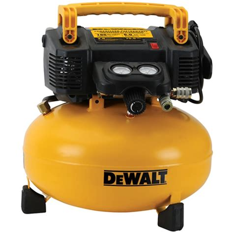 dewalt dwfp55126 6 gallon 165 psi pancake compressor