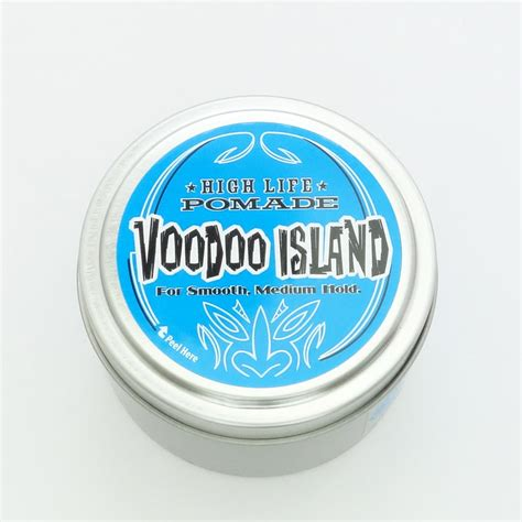 Jual Pomade Voodoo Island hair pomade the beard emporium uk gentleman s grooming