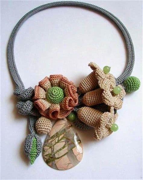 crochet jewelry 60 free vintage crochet jewelry ideas diy to make