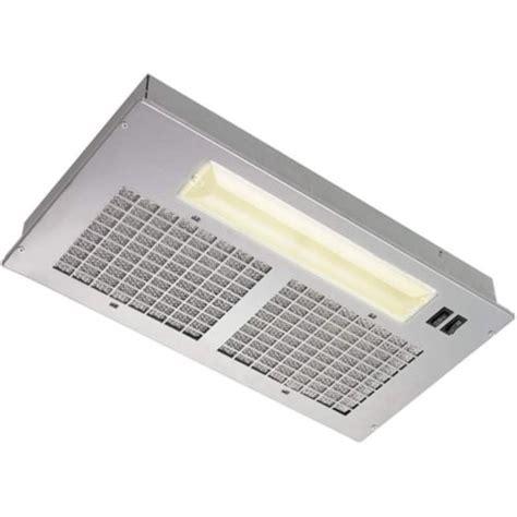 broan pm250 light cover broan pm250 silver 250 cfm custom range hood insert with
