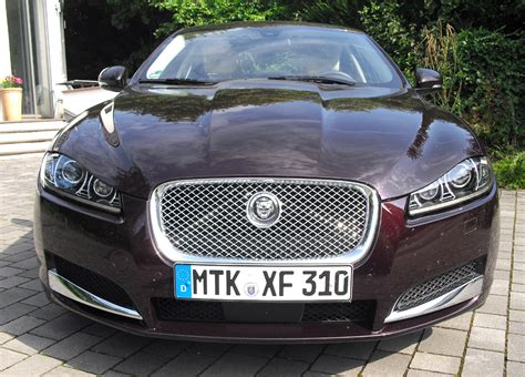 Jaguar Das Auto by Auto Im Alltag Jaguar Xf Magazin Von Auto De