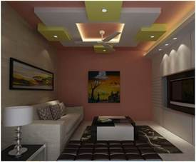Ceiling Pop Designs For Small Room Home Combo Designs For Rooms