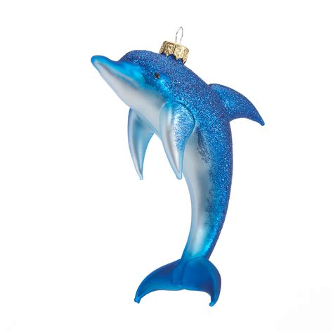 dolphin christmas ornament gump s