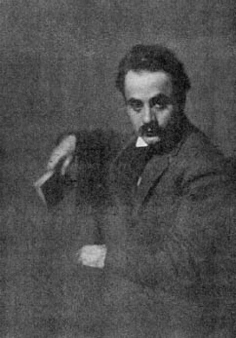 Libanese writer Khalil Gibran