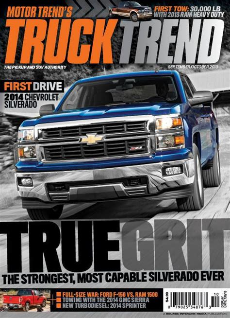 Trend Magazine truck trend magazine subscriptions renewals gifts
